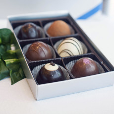 Gift Box of 6 Truffles